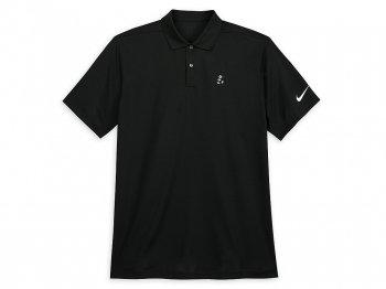ミッキー Nike ナイキ ポロシャツ ブラック ディズニーテーマパーク限定 Mickey Mouse Performance Polo Shirt Black