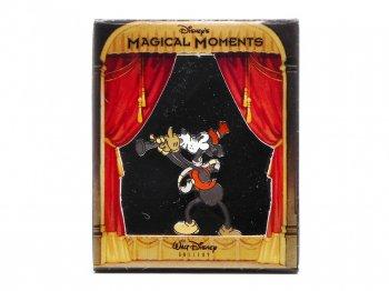 グーフィー クラシック マジカルモーメンツ ピンズ ボックス入り ディズニーギャラリー MAGICAL MOMENTS Season's Greetings Cloisonne Pins Goofy