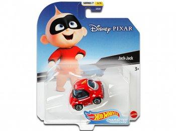 ホットウィール Mr.インクレディブル ジャック・ジャック ダイキャストカー ディズニー ピクサー ミニカー Hot Wheels Disney/Pixar Incredibles