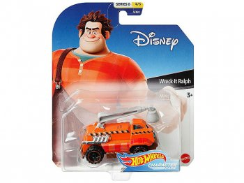 ホットウィール シュガー・ラッシュ:オンライン ラルフ ダイキャストカー ディズニー ピクサー ミニカー Hot Wheels Disney/Pixar Ralph Breaks