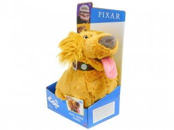 カールじいさんの空飛ぶ家 ダグ ぬいぐるみ トーキング ボックス入り マテル社 犬 Disney Pixar Up Dug Plush