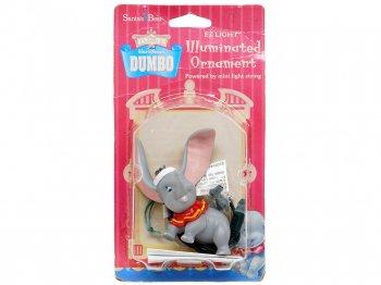 ダンボ イルミネーション オーナメント クリスマス サンタ 2000年 電飾 ライト Dumbo Illuminated Ornament