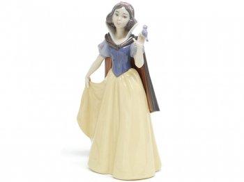 リヤドロ 白雪姫 フィギュア 1994年 限定版 ディズニー フィギュアリン LLADRO Snow White