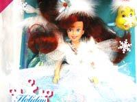 リトルマーメイド アリエルホリデー ドール 人形 ヴィンテージ  TYCO社版 ディズニー