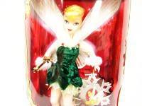 ティンカー・ベル クリスマスホリデー ドール 人形 1999年 ディズニー ティンカーベル 【セール】
