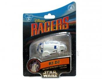 ディズニーレーサー メタルダイキャストカー スター・ウォーズ R2-D2 STAR WARS
