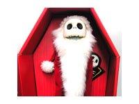 ナイトメアー・ビフォア・クリスマス 棺おけ型BOX入り サンタジャックドール 人形 No.7 限定版 ディズニー NBC
