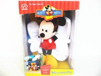 ミッキー マリオネット ぬいぐるみ ボックス入り ディズニー
