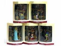ピノキオ タイニーキングダム 5点セット ディズニー