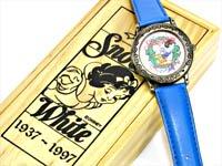 白雪姫 60周年記念 キャスト限定腕時計 ディズニー