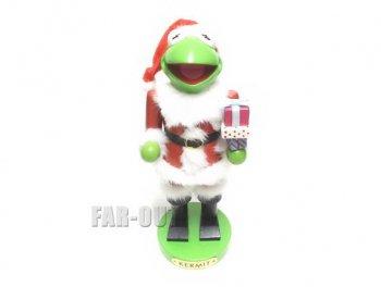 マペッツ カーミット ナッツクラッカー クリスマス くるみ割り人形