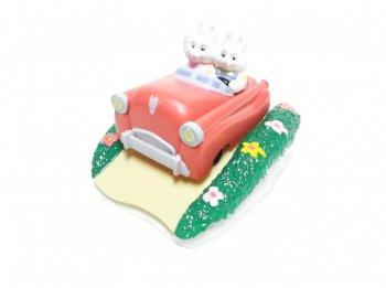 うさぎのマックスとルビー PVC フィギュア 31アイスクリーム ケーキトッパー MAX & RUBY Cake Topper