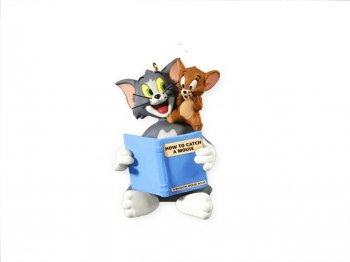 ホールマーク 2010 オーナメント トムとジェリー ネズミの取り方 ハンナ・バーベラ Hallmark Hanna-Barbera Tom and Jerry How To Catch A Mou