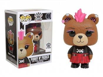 ファーリー & フィアス ベア ビニール フィギュア ファンコ ポップ ホットトピック ビルド・ア・ベア FUNKO POP! Hot Topic x Build-A-Bear