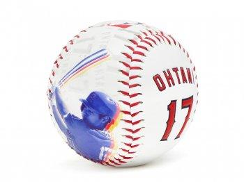 ローリングス ロサンゼルス エンゼルス オブ アナハイム 大谷翔平 2020 二刀流 写真入り 野球ボール 硬球 LOS ANGELES ANGELS Rawlings