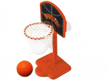 WORLD'S SMALLEST バスケットボール NERFOOP ワールドスモーレスト