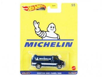 ホットウィール ミシュラン メタルダイキャストカー ミニカー Hot Wheels Michelin
