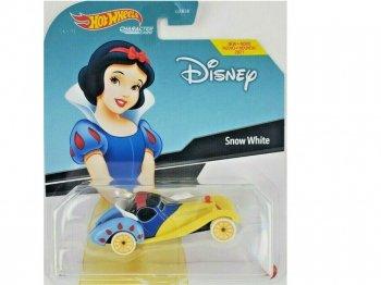 ホットウィール 白雪姫 メタルダイキャストカー ディズニー ミニカー Hot Wheels Snow White