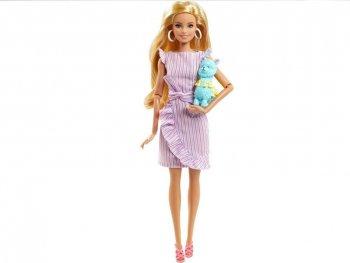 バービー w/ 子羊 Tiny Wishes 赤ちゃんのお祝い ドール 人形  Barbie