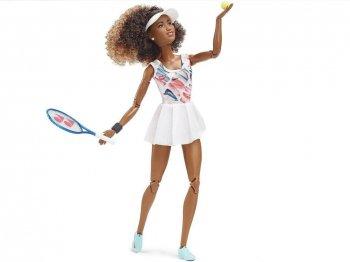 バービー 大坂なおみ ドール 人形 ポーザブル ナイキのサンバイザー Barbie Naomi Osaka Doll  GXL17 (予約)