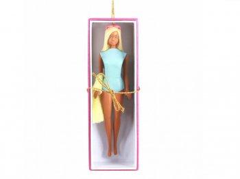 ホールマーク 2021 オーナメント マリブ バービー Malibu Barbie