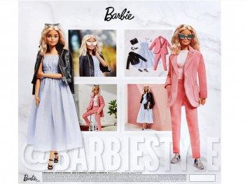 バービー @BarbieStyle ファッションシリーズ  ドール1 ブロンドヘア 人形 GTJ82