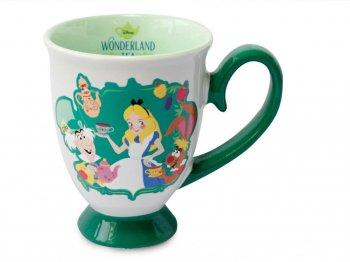ふしぎの国のアリス マグカップ カラーチェンジ 不思議の国のアリス Alice in Wonderland Color-Changing Mug