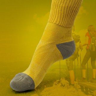 山登りの靴下