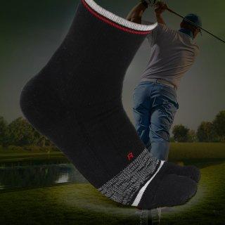 ゴルファーの靴下