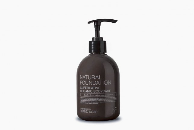 [Natural Foundation] RELIEVING HANDSOAP リリービング ハンドソープ 400ml