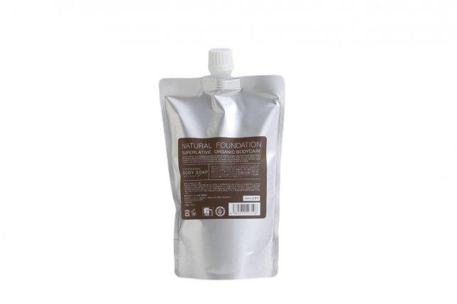 [Natural Foundation] REFRESHING BODY SOAP リフレッシング ボディソープ 500ml