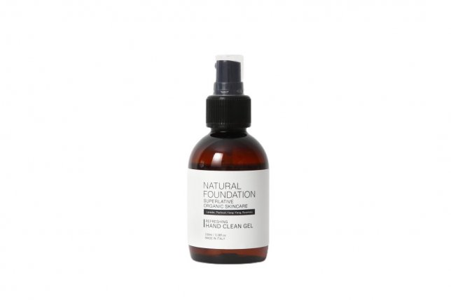 [Natural Foundation] HAND CLEAN GEL ハンドクリーンジェル 100ml