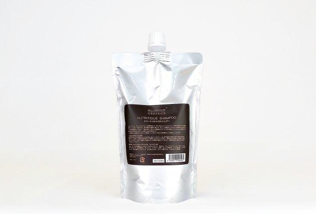 [Millennium Organics] Nutritious Shampoo ニュートリシャスシャンプー 500ml