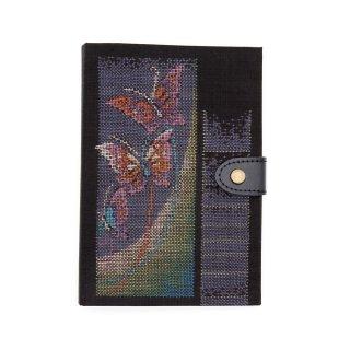 大島紬 | お薬手帳ケース 04