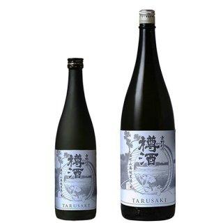 吉野杉の樽酒 <br>雄町山廃純米酒