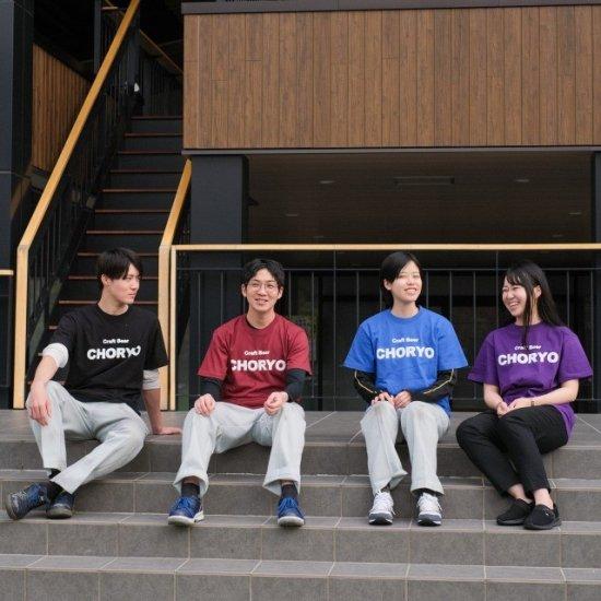 <img class='new_mark_img1' src='https://img.shop-pro.jp/img/new/icons13.gif' style='border:none;display:inline;margin:0px;padding:0px;width:auto;' />CHORYO オリジナルTシャツ