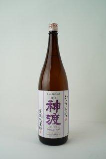 日本酒 豊島屋 神渡 普通酒 辛口 1800ml