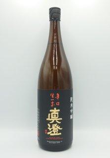 日本酒 宮坂醸造 真澄 純米吟醸 辛口生一本 1800ml