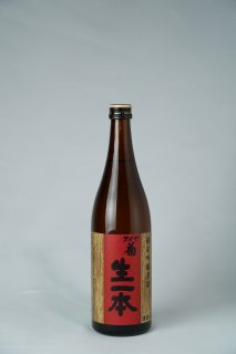 日本酒 戸田酒造 ダイヤ菊 純米吟醸原酒 生一本 720ml