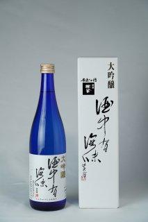 日本酒 伊東酒造 横笛 大吟醸 酒中有深味 720ml