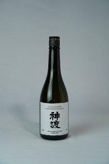 日本酒 豊島屋 神渡 純米吟醸 ペティアン 720ml