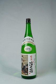 日本酒 戸田酒造 ダイヤ菊 純米吟醸 浮世絵 1800ml