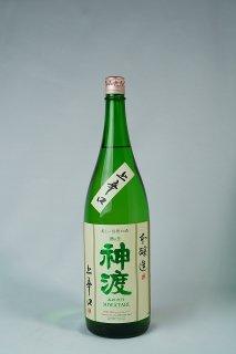 日本酒 豊島屋 神渡 本醸造 上辛口 1800ml