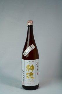 日本酒 豊島屋 神渡  純米酒 辛口 1800ml