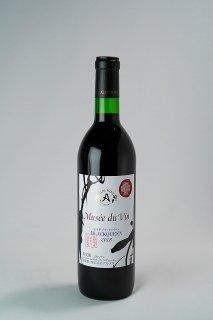アルプスワイン NAC MDVミュゼドゥヴァン 松本平ブラッククイーン 720ml