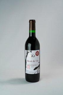 アルプスワイン NAC MDVミュゼドゥヴァン  塩尻マスカットベーリーA 720ml