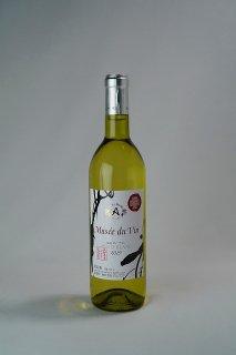 アルプスワイン NAC MDVミュゼドゥヴァン  塩尻ピノブラン 720ml
