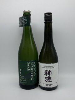 日本酒 スパークリングセット 750ml×2本