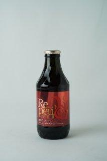 麗人 クラフトビール「Reneu」レッドエール 330ml