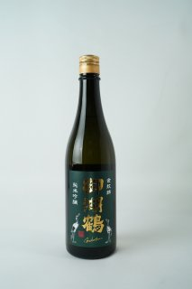日本酒 諏訪御湖鶴酒造場 御湖鶴 純米吟醸 金紋錦 720ml